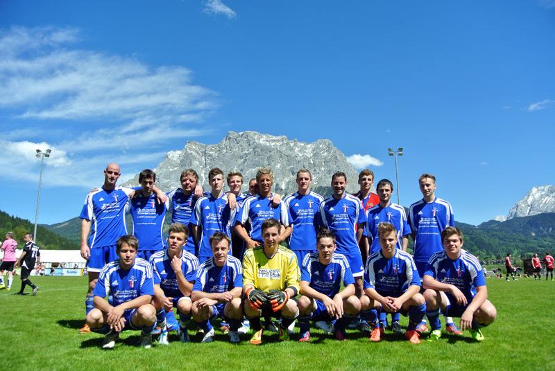 Mannschaft FC Raiba Lermoos 2013